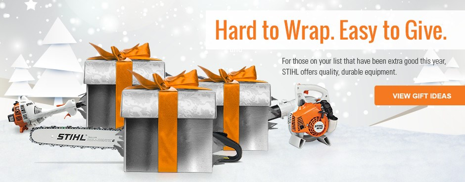 Shop the STIHL Gift Guide